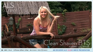Clean Shaven BTS