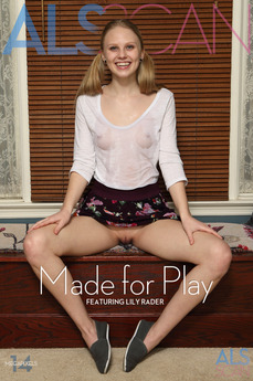 ALS Scan - Lily Rader - Made for Play by Als Photographer