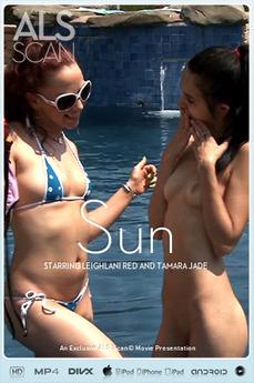 ALS Scan Sun Leighlani Red & Tamara Jade