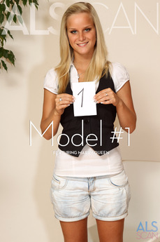 ALS Scan Model #1 Marry Queen