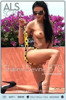 Shalina Devine BTS