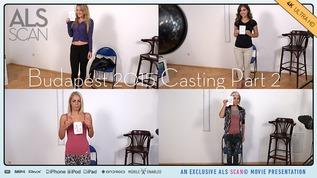 Budapest 2015 Casting Part 2