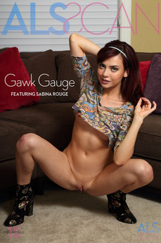 ALSScan - Sabina Rouge - Gawk Gauge by Als Photographer