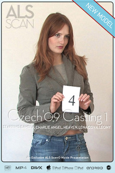 Czech'09 Casting 1