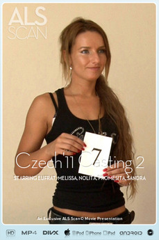 Czech'11 Casting 2