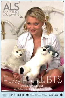 Fuzzy Friends BTS