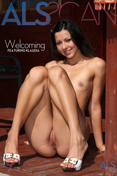 ALSScan - Amber Rayne & Klaudia - Welcoming by Als Photographer