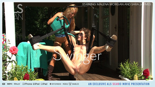 ALS Scan Swinger Malena Morgan & Sara Jaymes
