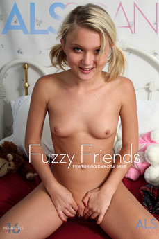 ALS Scan - Dakota Skye - Fuzzy Friends by Als Photographer