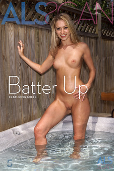 ALS Scan - Adele - Batter Up by Als Photographer