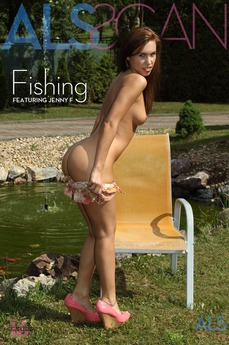 ALS Scan - Jenny F & Tess Lyndon - Fishing by Als Photographer
