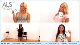 Budapest 2014 Casting Part 2