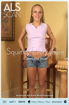 Squirting Everywhere