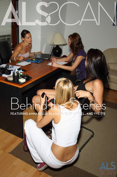 ALS Scan Behind the Scenes Annabella & Blanche & Blue Angel & Cathy Heaven & Kylie Roc & Marilyn & Sandra Shine & Shalina Devine & Sophie Moone & Yvette