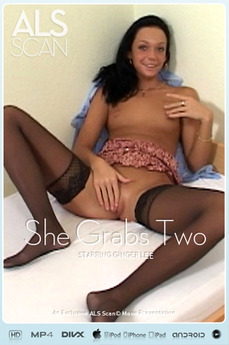 She Grabs Two