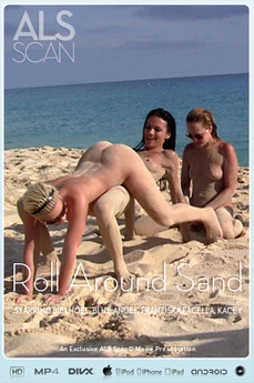 Roll Around Sand
