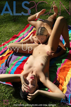 ALSScan - Anie Darling & Gina Gerson - Divvy Up by Als Photographer