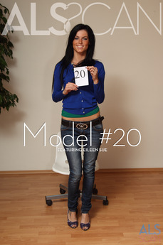 ALS Scan Model #20 Eileen Sue