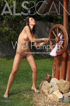 ALS Scan Well Pumping Nikita Williams
