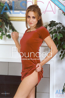Pounded