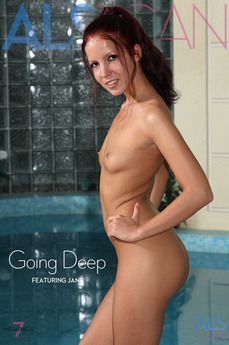ALSScan - Jane - Going Deep by Als Photographer