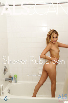 Shower Rub Down
