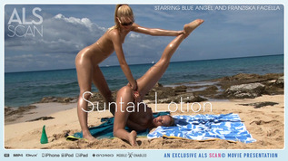 Suntan Lotion