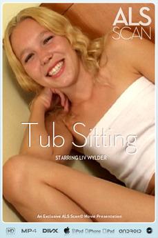 Tub Sitting