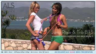 Jump Rope & Trib BTS