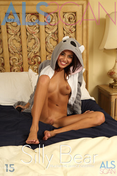 ALS Scan - Janice Griffith - Silly Bear by Als Photographer