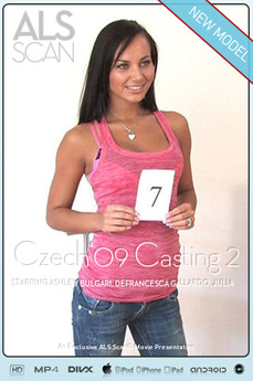 Czech'09 Casting 2