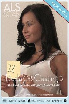 Buda'08 Casting 3
