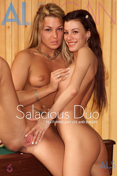 ALS Scan - Amy Lee & Shelby - Salacious Duo by Als Photographer