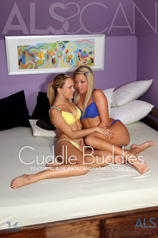ALS Scan Cuddle Buddies Blue Angel & Natalia Forrest