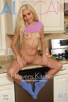 ALSScan - Naomi Woods - Heavens Kitchen by Als Photographer