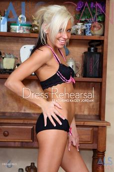 ALS Scan - Kacey Jordan - Dress Rehearsal by Als Photographer