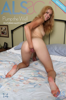 ALSScan - Mazzy Grace - Pump the Well by Als Photographer