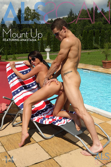 ALSScan - Anastasia & Max - Mount Up by Als Photographer