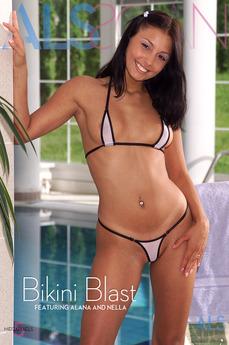 ALSScan - Alana & Nella - Bikini Blast by Als Photographer