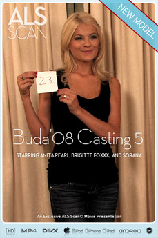 Buda'08 Casting 5