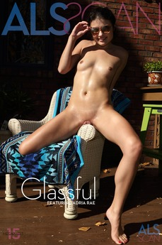 ALS Scan - Adria Rae - Glassful by Als Photographer