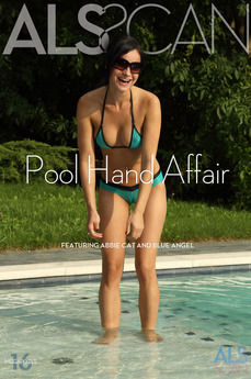 ALS Scan Pool Hand Affair Abbie Cat & Blue Angel
