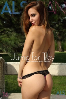 ALS Scan - Candy Sweet - Jump for Toy by Als Photographer