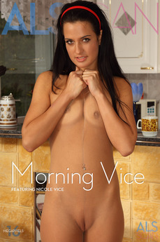 ALS Scan - Nicole Vice - Morning Vice by Als Photographer