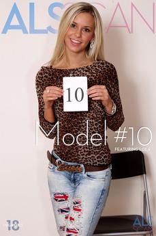 ALS Scan Model #10 Lola