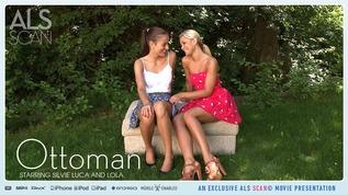 ALS Scan Ottoman Lola & Silvie Luca