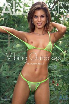 Vibing Outdoors