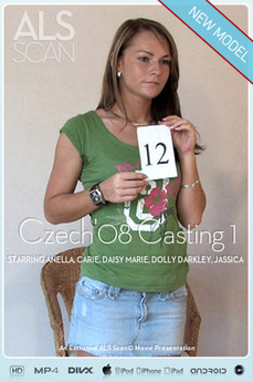 Czech'08 Casting 1