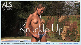 ALS Scan Knuckle Up Blue Angel