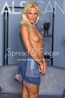 Spread &amp; Finger